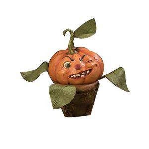 Bethany Lowe Cheeky Pumpkin Perennial