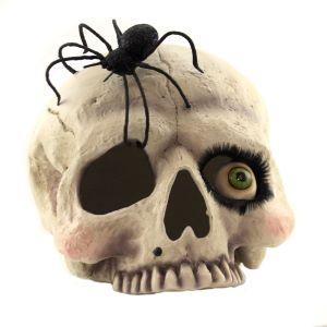 Bethany Lowe Miss Skeleton Skull